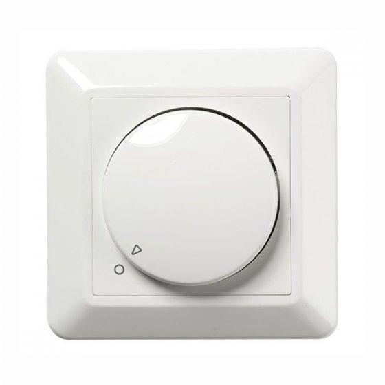 Lysdimmer RS16/ 315GLE for glødelampe og elektronisk trafo 2-Pol-El