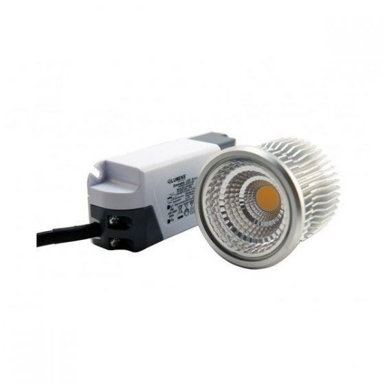 LED pære Infinity 48mm 7W  Dimbar Varm farge