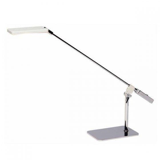 Tammi Skrivebordslampe Hvit 5W LED m/ dimmer