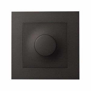 Lysdimmer Plus  RS16/ 315GLE Sort-El