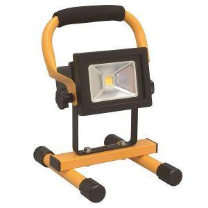 Arbeidslampe LED 10W oppladbar IP44-Ca