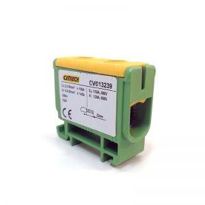 Universalklemme AL/CU KL 2,5-50mm2 Gulgrønn