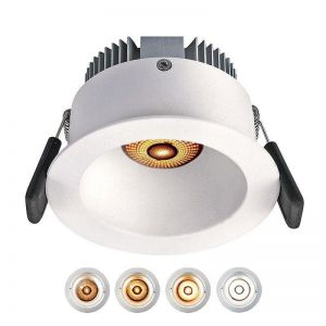 R-line Elara Downlight Warmdim 8W LED Matt Hvit