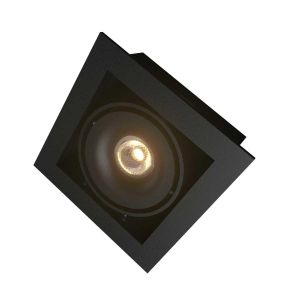 Q-light Dorado Uno 7W LED Svart IP54