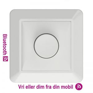 Lysdimmer Zerodim Smart Bluetooth