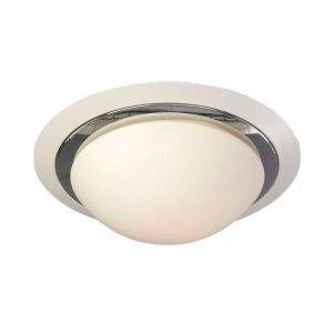Jupiter Taklampe Hvit 12W LED Ø:28 IP44