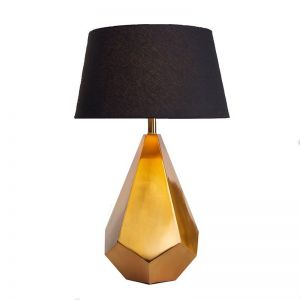Live Bordlampe Gylden E27 60W u/skjerm