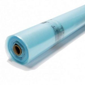 Plast for varmefolie 0,2mm x 39m2 rull