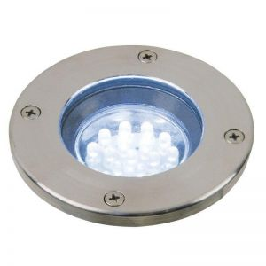 Tilos Rund Uplight GU10/1,1W LED IP-67
