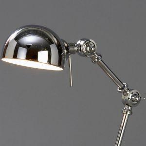 Zig Gulvlampe Krom E27 60W IP-20